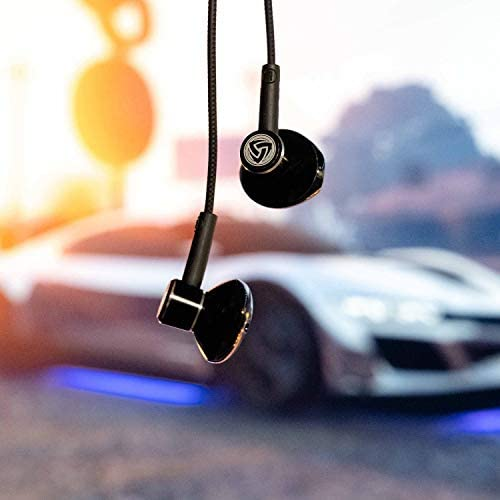 Earbuds-Earphones-Headphones-in-Ear, LUDOS SPECTA Wired Earbuds, Universal Microphone for Clear Calls, Strong Bass, Sound-Dynamic, Earphones for iPhone, Xiaomi, Samsung, Huawei, Computer 13
