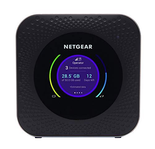 Netgear MR1100 Router 4G portatile, Nighthawk M1...
