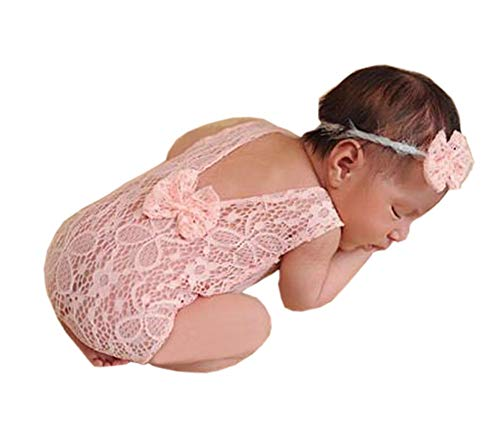 Newborn Baby Girl Photography Props Photo Shoot Outfits Infant...