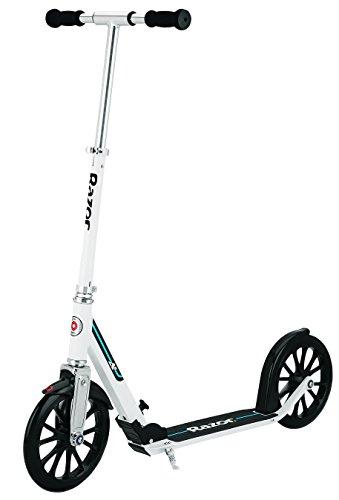 Razor A6 Scooter, Escuter A6, Patín Adulto- blanco