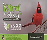 Bird a Day 2020 Interactive Daily Calendar Eastern & Central North America (Cornell Lab of Ornithology)