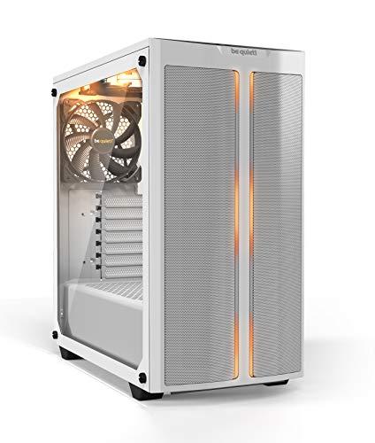 be quiet! Pure Base 500DX White, Mid Tower ATX case, ARGB, 3...