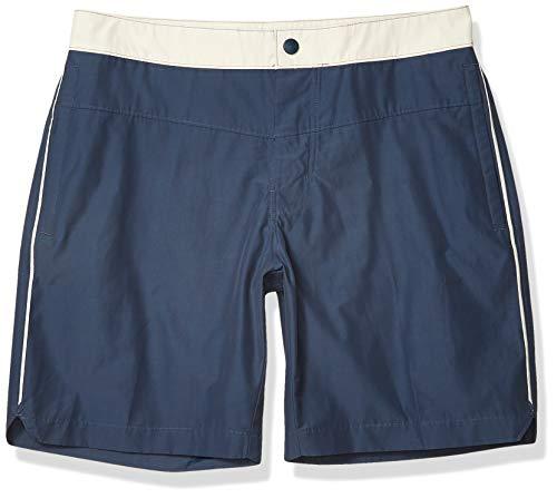 Cappa da Uomo Lakedale Cove Swim Short, Zinc, 42