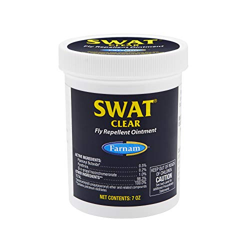 Farnam Swat Clear Fly Repellent Ointment (7 oz)