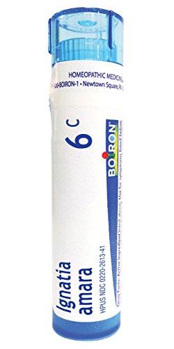 Boiron Ignatia Amara 6C, Homeopathic Medicine for Stress...