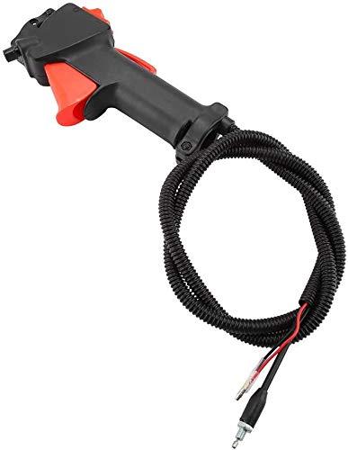 Interruttore Dell'impugnatura Del Trimmer Strimmer Cavo Dell'acceleratore Cavo Per decespugliatore Accessori Utensili 26mm