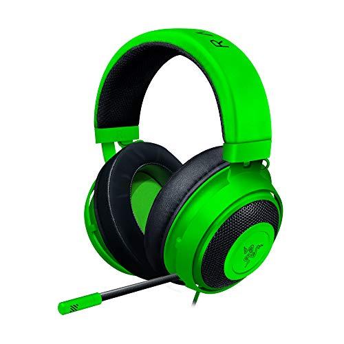 Razer KrakenCascos Gaming, Auriculares Gaming con cable para...