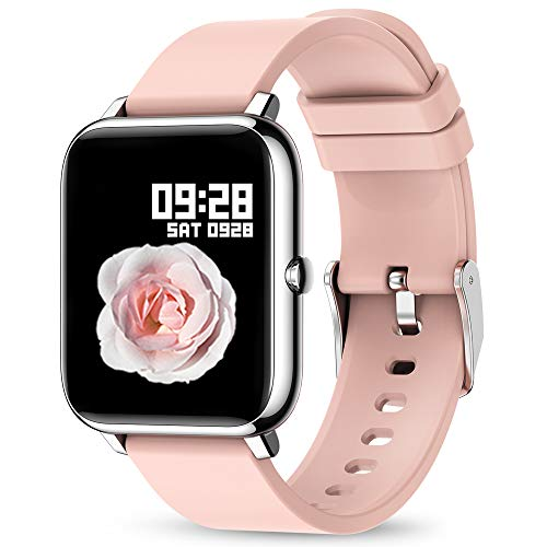 Smart Watch, KALINCO Fitness Tracker with Heart Rate...