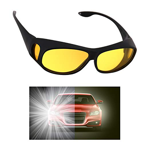 AKSDESY Night Driving Glasses