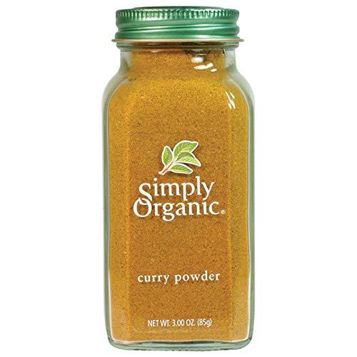 Simply Organic Curry Powder, Certified Organic | 3 oz