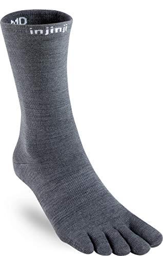 Injinji Liner Crew NuWool Socks