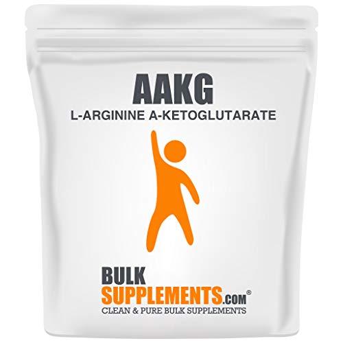 BulkSupplements L-Arginine a-Ketoglutarate (AAKG) Powder (1 Kilogram)