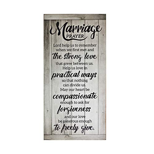 Marriage Plaque - Rustic Wood Sign, Unique Wedding Gifts,...