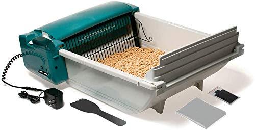 Pet Zone Smart Scoop Automatische Katzentoilette, Smart Scoop Litter Box