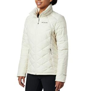 Columbia Women's Heavenly Jacket, Insulated, Water Resistant