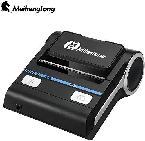 80mm Stampante termica Ricevitore Bluetooth ios Ricevente Android Biglietto USB Biglietto da visita...