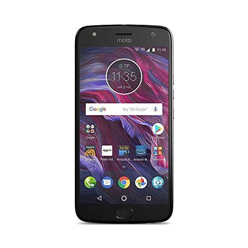 Moto X (4th Generation) with Alexa Hands-Free – 32 GB...