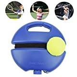 Cheekbonny Entraîneur de Tennis Rebond Balle Entraîneur de Tennis, Équipement d'entraînement de Tennis Équipement d'entraînement pour Enfants Joueur débutant