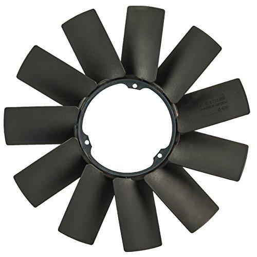 TOPAZ 11521712058 Radiator Cooling Fan Blade for BMW E34 E36 Z3 E32 E39 E46 E38 E53 X5 323i 325i 328i 525i 530i M3