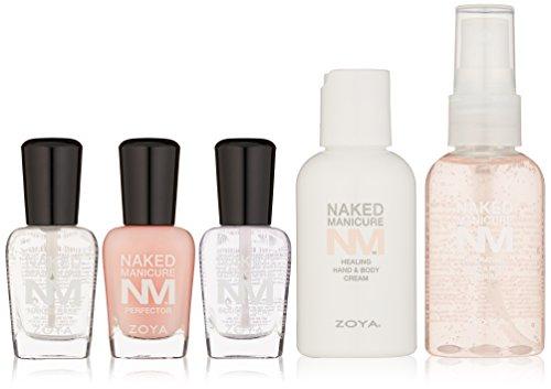 Zoya Naked Manicure Hydrate & Heal Kit 1