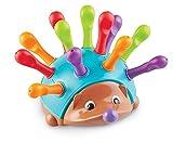 Learning Resources Spike The Fine Motor Hedgehog, Sensory, Fine Motor Toy, Easter Basket Toy, Ages 18 months+