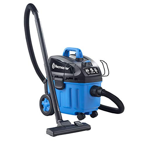Vacmaster 4 Gallon Industrial Motor Wet/Dry Floor Vacuum