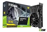 ZOTAC Gaming GeForce GTX 1650 OC 4GB GDDR6 128-bit Gaming Graphics Card, Super Compact, ZT-T16520F-10L