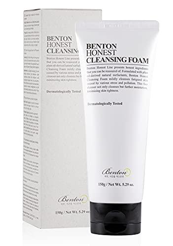 Benton Honest Gel Limpiador Facial, Blanco, 150 Gramos