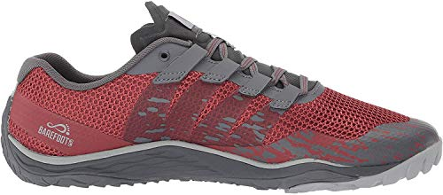 Merrell Men's Trail Glove 5 Fitness Shoes, Brown (Burnt Henna), 9 UK 43.5 EU