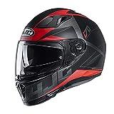 HJC Helmets 1412-713 Unisex-Adult Full Face Power Sports Helmets (MC1SF, Medium)
