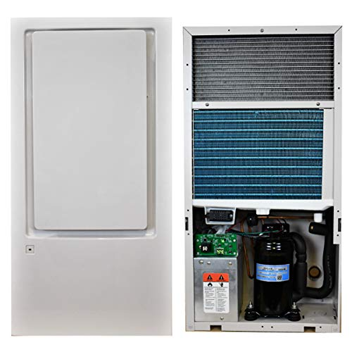 Innovative Dehumidifier Systems IW25-4 IN Wall ENERGY STAR® Dehumidifier removes 29 PPD for 1500 sq ft