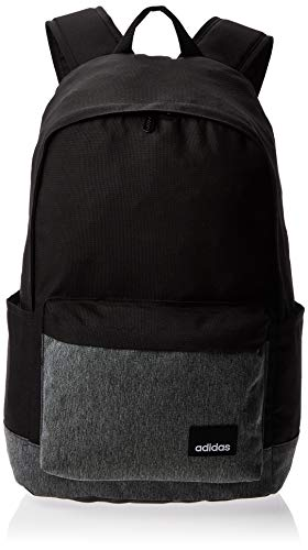 adidas Linear Classic Casual Rucksack, Black/White, One Size