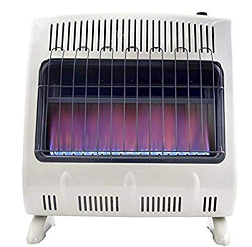 Mr. Heater 30,000 BTU Vent Free Blue Flame Natural Gas...
