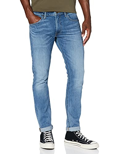 Lee Luke Jeans, Mid Kansas, 34/28 Uomo