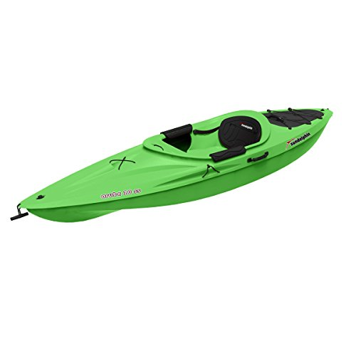 Sun Dolphin Aruba SS 10-Foot Sit-in Kayak