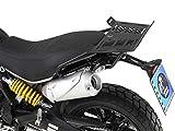 Hepco & Becker - Ampliación de Puente para Equipaje para Ducati Scrambler 1100 a Partir de 2018, Color Negro
