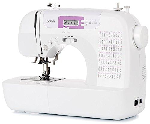 Brother CX70PE (Patchwork Edition) - Macchina da cucire elettronica con 70 punti di cucito (utili,...
