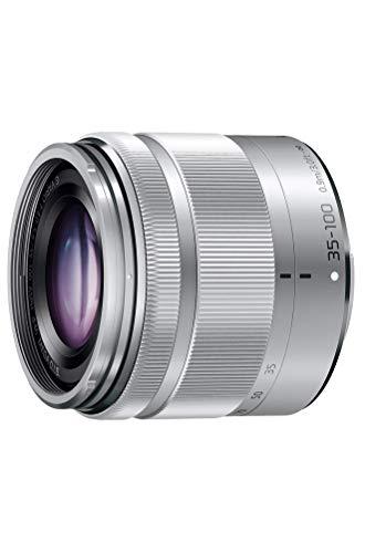 Panasonic LUMIX G Vario 35-100mm F4.0-F5.6 Asph. MEGA OIS SLR Teleobiettivo zoom Argento