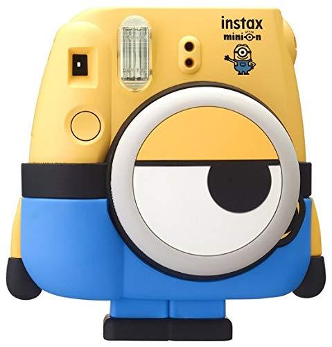 FUJIFILM インスタントカメラ チェキ instax mini8 「ミニオン」 INS MINI 8 MINION