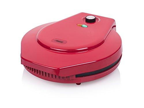 Princess 115001 Four à Pizza Thermostat Réglable Rouge 1450 W Ø 30 cm