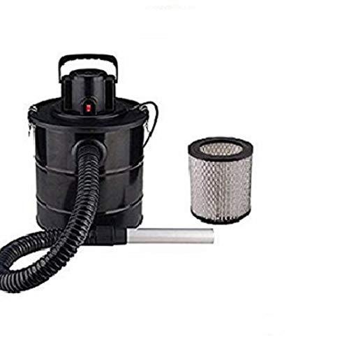 bidone aspiracenere pellet detriti aspira cenere capienza 15 litri 1200 w con tubo flessibile 1,2 mt...