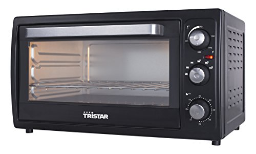 Tristar OV-1446 Four à Convection Capacité Noir 38 L 2000 W