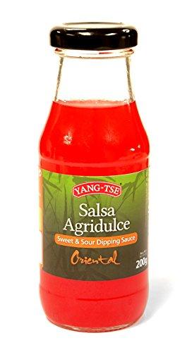 Yang-Tse salsa agridulce frasco 200 gr