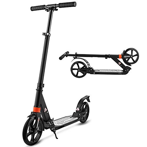Hikole Scooters for Adults Teens, Kick...