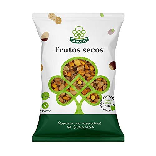 EL NOGAL Frutos Secos Cóctel de Frutos Secos Variados Bolsa