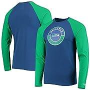 Material: 100% Cotton Raglan sleeves Screen print graphics Crew neck Long sleeve