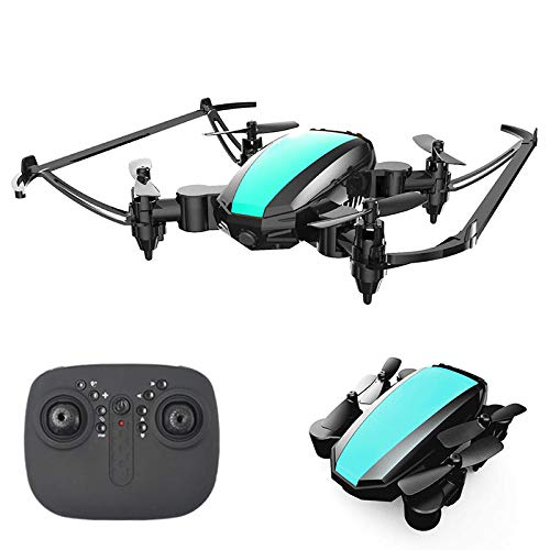 Drone Mini Droni tascabili per Bambini High Hold RC Helicopter Mini Drone Small...