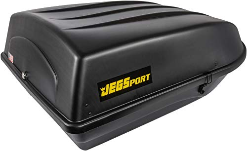 JEGS 90098 Rooftop Cargo Carrier Box