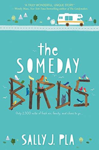 The Someday Birds by [Sally J. Pla, Julie McLaughlin]