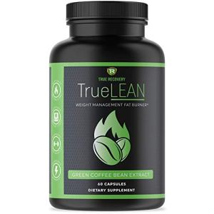 True Recovery TrueLEAN Green Coffee Bean Extract Fat Burner & Detox - Lean Body, Energy & Metabolism Booster, Appetite Suppressant and Carb Blocker - 60 Weight Loss Pills for Men and Women 11 - My Weight Loss Today